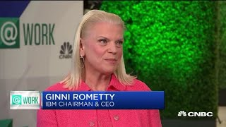 IBM's Ginni Rometty: