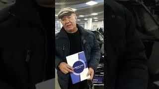 Купил новый Равон в Автосалоне GLOBUS-CARS