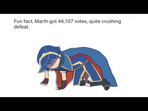 [FEH] CYL 4 Results Marth Reaction.