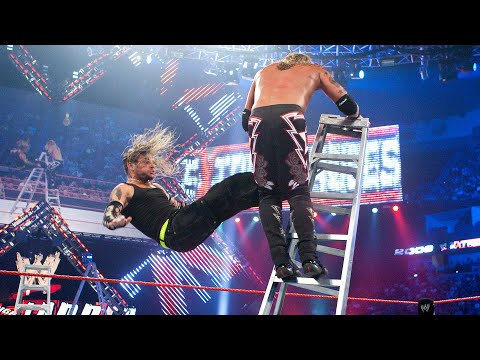 Jeff Hardy And Edge's High-risk Ladder Match: WWE Extreme Rules 2009