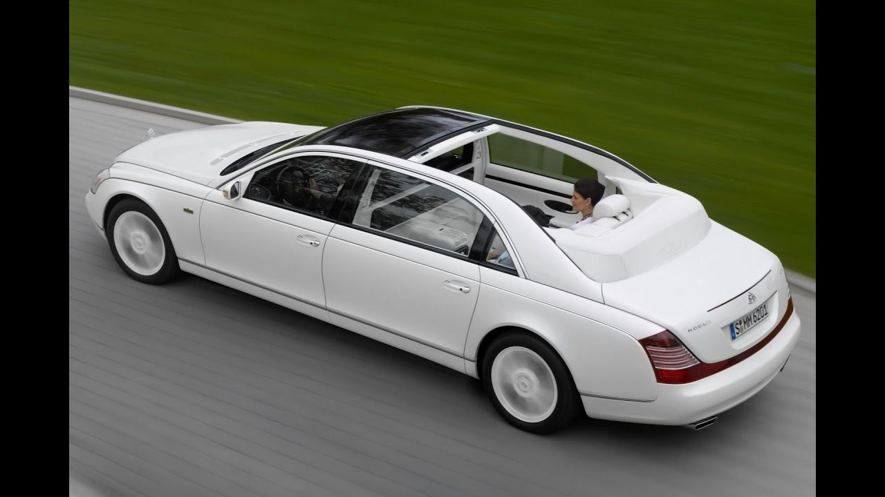√ BEST SUPERCAR -THE MOST LUXURY CAR IN THE WORLD - MAYBACH ...