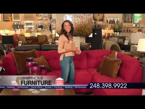 LUXURY HOME FURNITURE COMMERCIAL