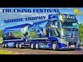 AWESOME AIRBRUSH TRUCK MERCEDES ACTROS AUVINEN TRUCKING FESTIVAL