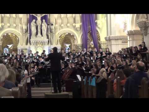 Fortuna Imperatrix Mundi - Glenbrook Combined Choirs - Techny