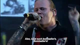 Böhse Onkelz - Bomberpilot (Live in Frankfurt + Lyrics)