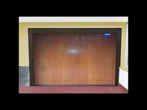 D.M.A Porte Basculanti di sicurezza - YouTube