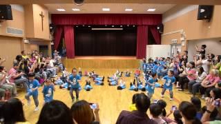 香港舞蹈節2013 區區小跳豆精華 南區 Jump Jump扭一扭