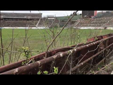 Abandoned Stadium | Fotbalový stadion Za Lužánkami | Brno | 2018