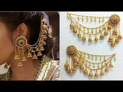Chain Jhumka Designs