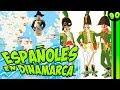❎ Españoles atrapados en Dinamarca