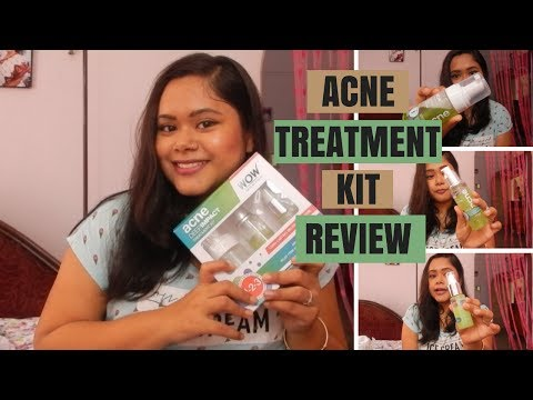 WOW Acne Deep Impact Treatment Kit|Review