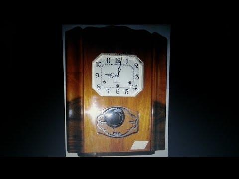 Советские Настенные часы Янтарь на 3 ключа.Покупаю-Оцениваю.