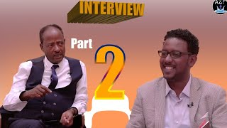 New Eritrean interview part 2 Artist Rusom Teweldebrhane Barakyo by tesfaldet mebrhatu (topo)