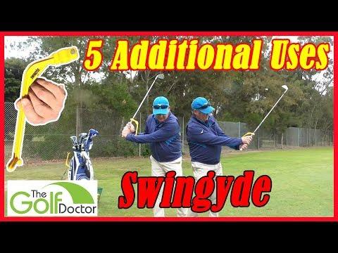Swingyde Golf Swing Training Aid 5 Drills Youtube