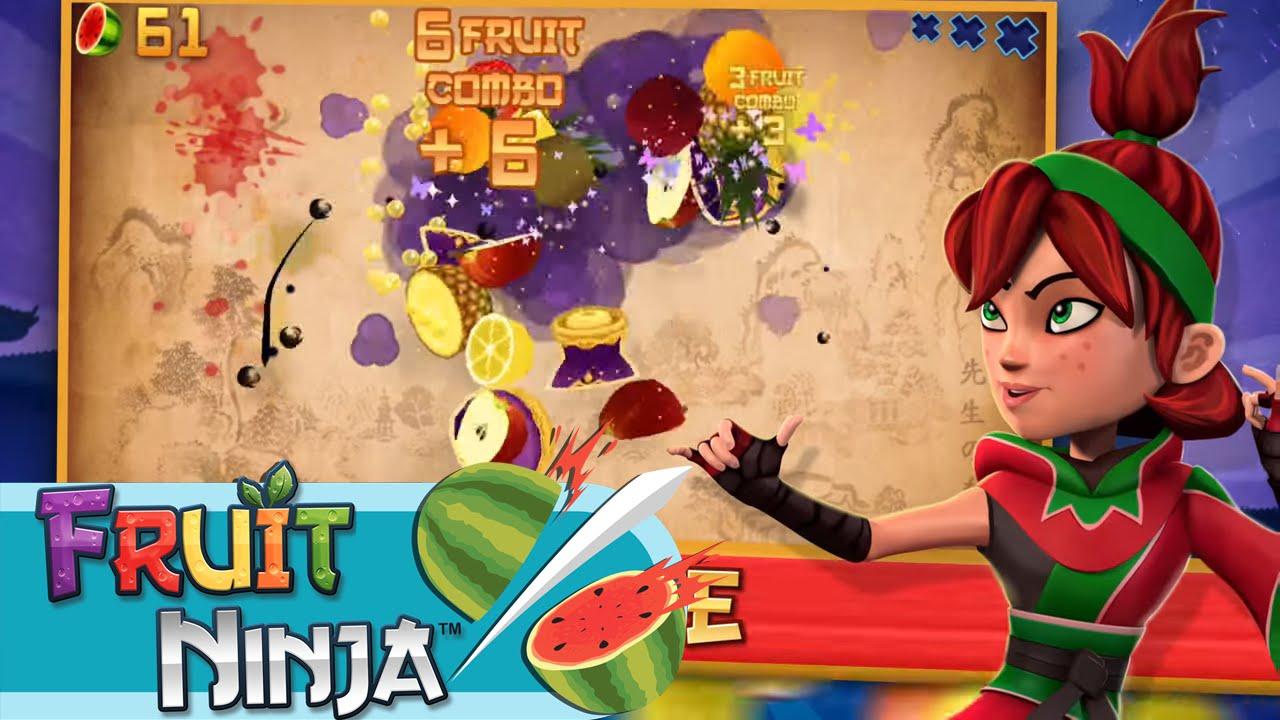 Fruit ninja 5 - Fruit Ninja 5 Year Anniversary Update Gameplay Trailer