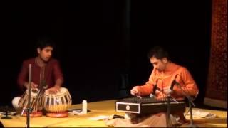 Santoor: Arai Takahiro Tabla: Adithya Srinivasan Raag: Madhvanthi.