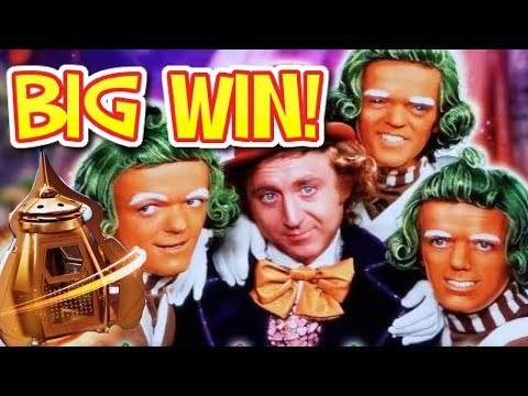 This Slot was ACTIVE!  BIG WINS on Willy Wonka Dream Factory!
