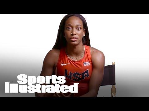 English Gardner | Team USA Olympics 2016 | Sports Illustrated | Sports Illustrated