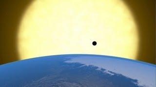 Astronomie : Le transit de Vénus