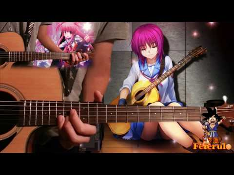 「My Song」- Angel Beats!【+TABS】by Fefe!
