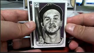 2018 Topps Museum Collection Baseball Hobby Box ID 18TOPSMUSBBRT622
