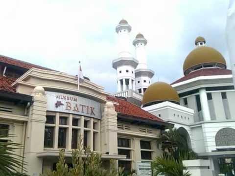 Kota Pekalongan Kota Batik wmv
