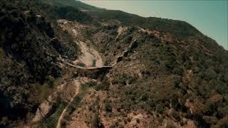 FPV DJI CINEMATIC | BARRAGE DE MALPASSET FREJUS