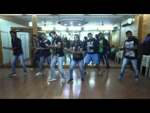 Siddhesh pai choreographed for Govinda
