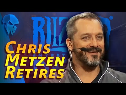 Chris Metzen Retires from Blizzard -  Here's My Tribute | QELRIC