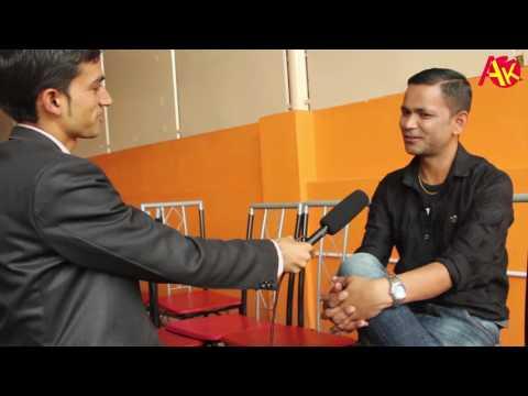 Popular Singer Raju pariyar interview on artist khabar (राजु परियारसँग रमाइलो कुरा)