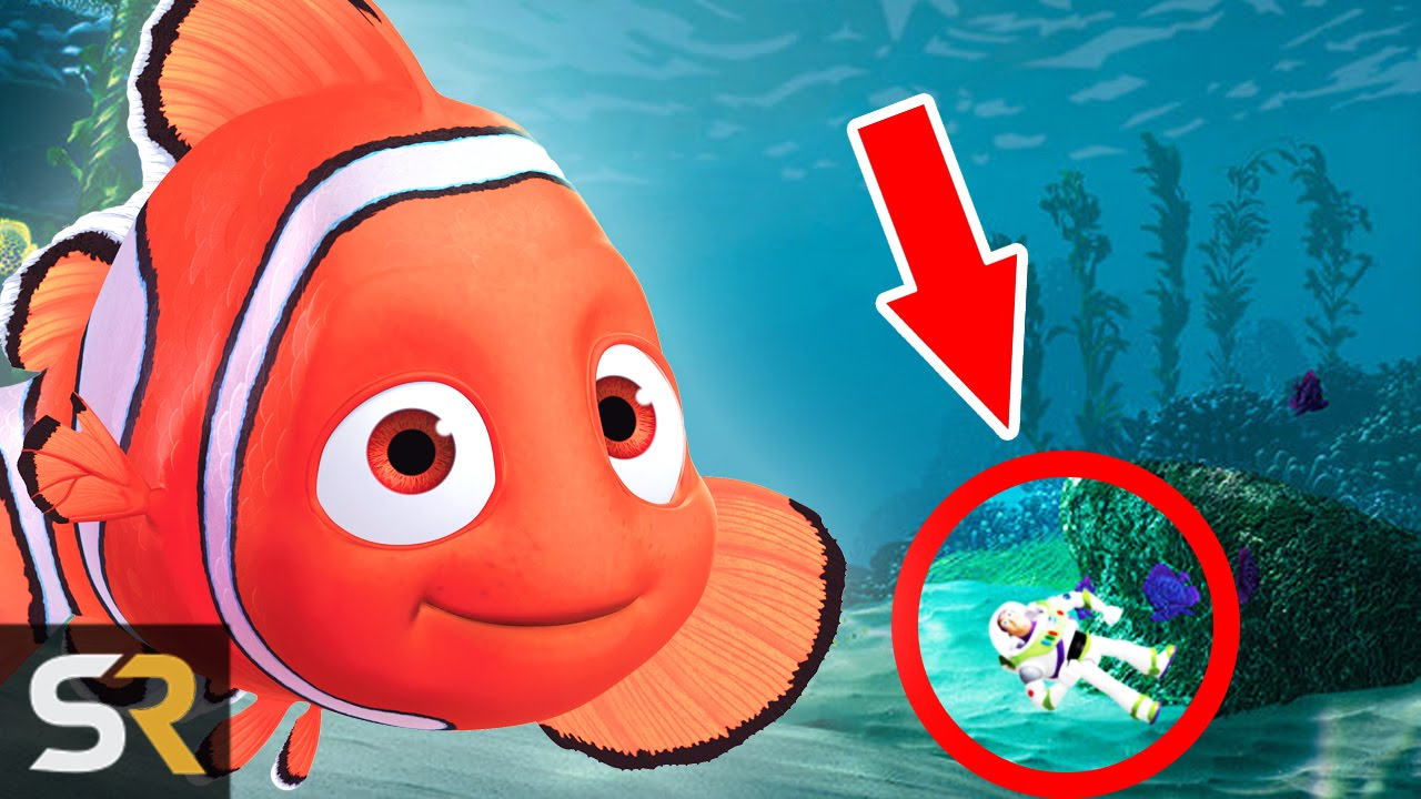 Hidden Things In Disney Movies