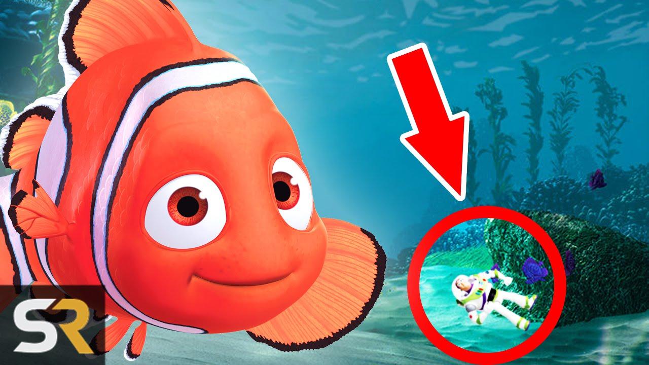 10 Amazing Hidden Details In Disney Films #2 - YouTube