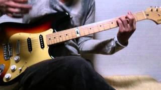 HORIZON Guitar Cover / HYDE
