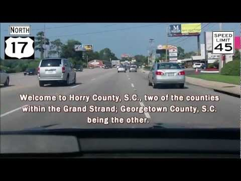 Horry County, S.C. Roadgeeking [HD]