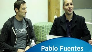Gambar cover - Startups - SendGrid Startup of the Week #3 - Pablo Fuentes and Sean Falconer of Proven