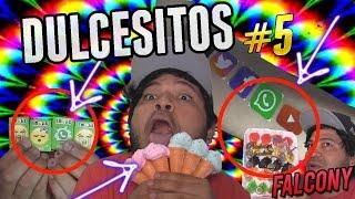 """DULCESITOS"" #5 | TATUAJES DE EMOJI, DULCES DE HOY EN DIA"