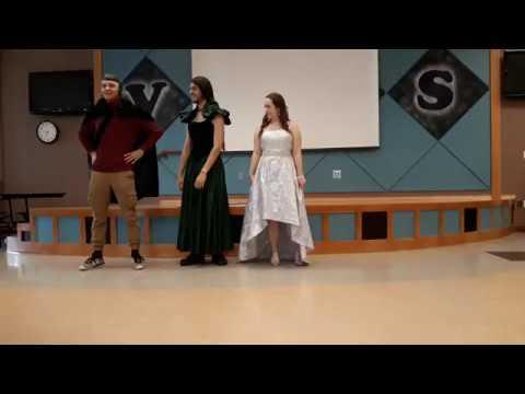 Drag Princess- Theater Scene
