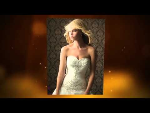Allure Bridals 8769 Wedding Dress
