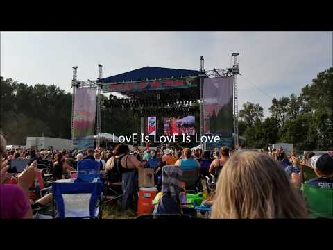 Leann Rimes Headlines the Stillaguamish Festival of the River, Arlington, Washington 2017