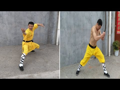How Shaolin Monks Obtain Their Superpowers