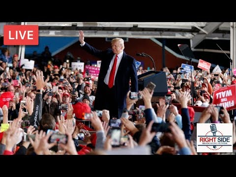 FULL Event: President Donald Trump Holds MAGA Rally In Murphysboro, IL 10-27-18