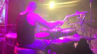 Ryan Van Poederooyen Drumcam (Devin Townsend Project)  Ziltoidia Attaxx - Manchester, UK 2011