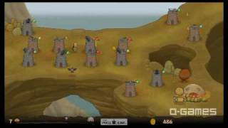 PixelJunk Monsters Speed Monster Rainbow Part 1