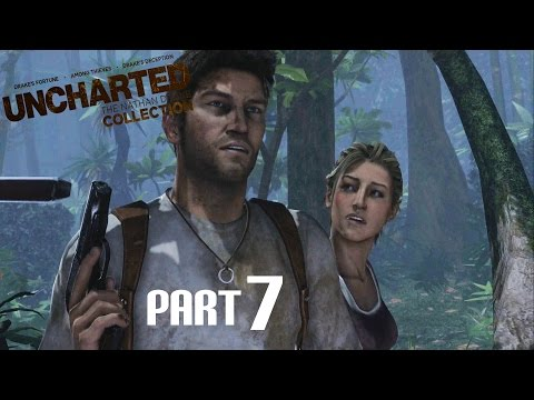 Uncharted: The Nathan Drake Collection - Drake's Fortune - Part 7 - Statues