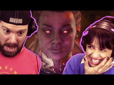 Mortal Kombat 11 SINDEL ENDING And FATALITIES (she's Back Let's Go)