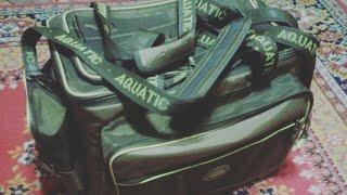 #тизер #aquatic #fishing #carpfishing Сумка Aquatic C-19 моя новая сумка.обзор скоро на канале.