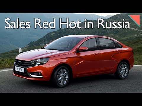 Russian Car Sales, GM Expands in Unlikely Area - Autoline Daily 2417