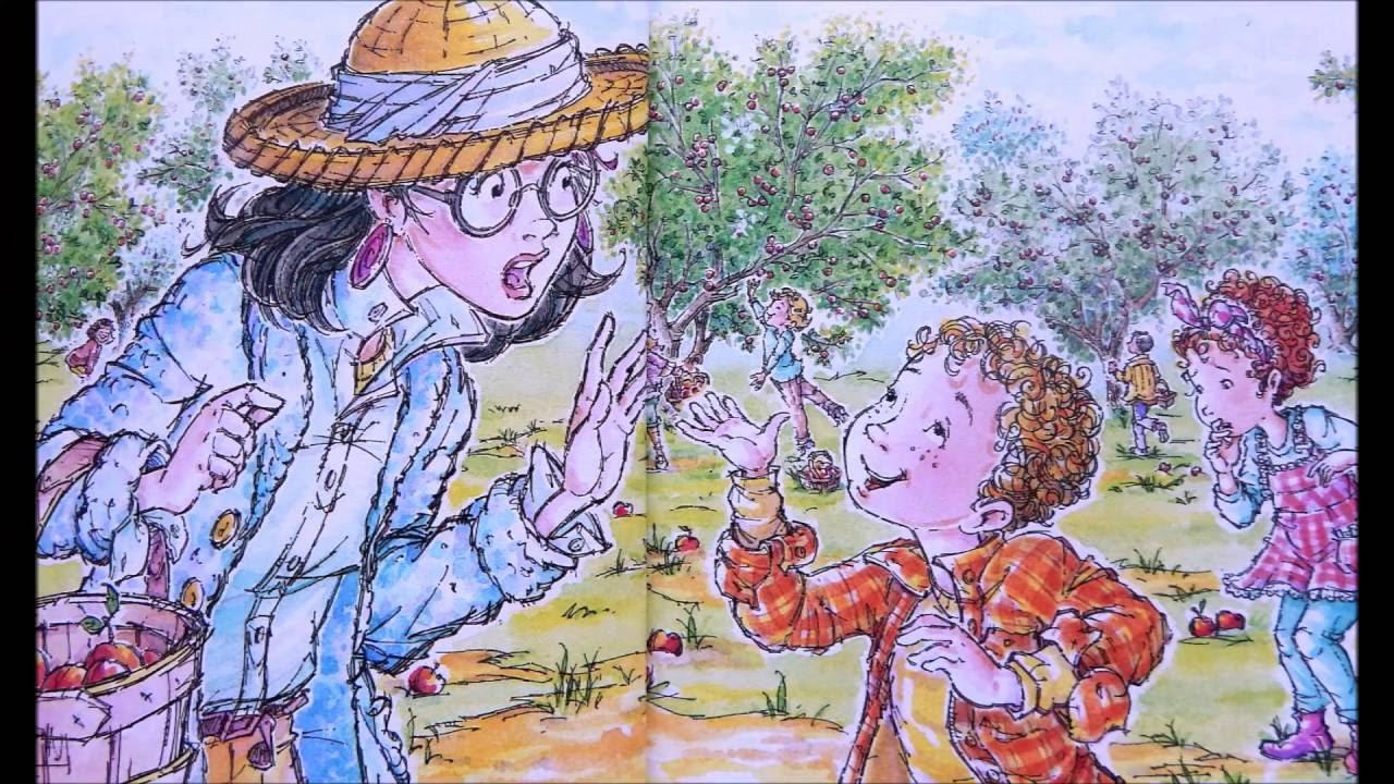 fancy nancy apples galore read along - Fancy Nancy Halloween