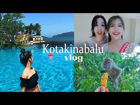 💰코타키나발루 여행 얼마들까?💸travel vlog+여행경비,일정(초 자세함)- [쩡유]