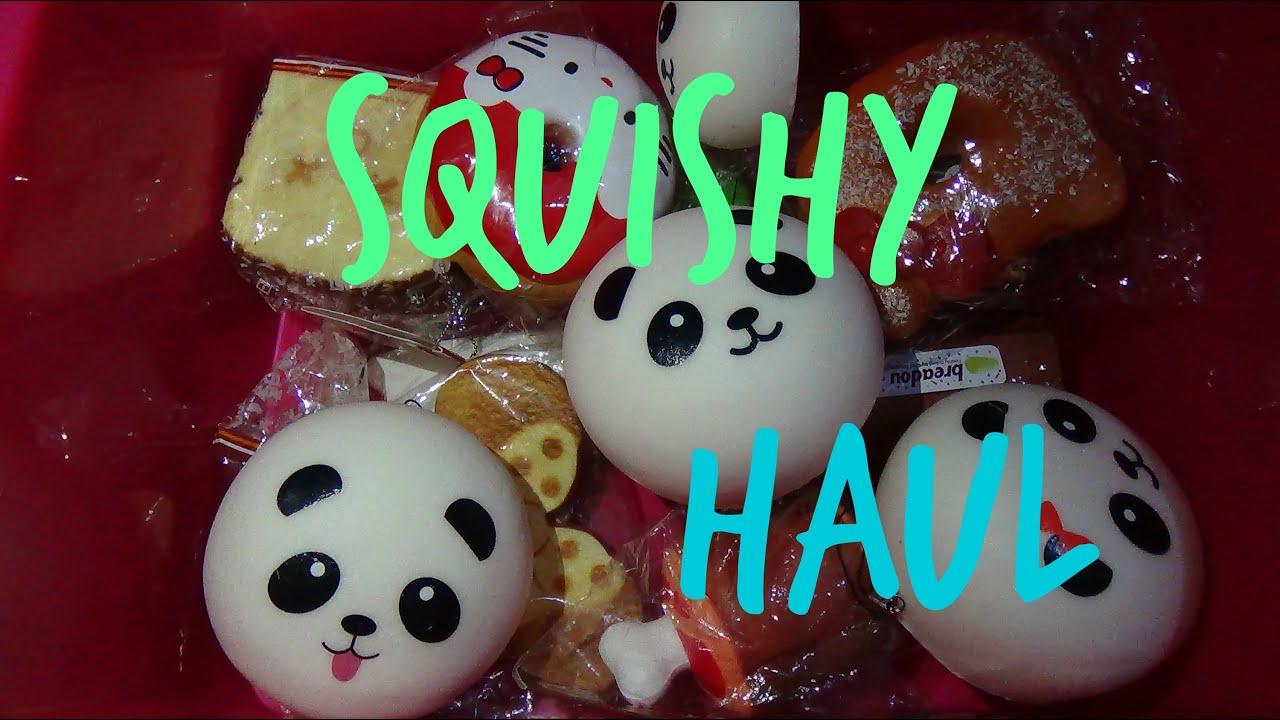 My Squishy Haul : Squishy Haul! - YouTube